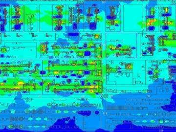 Mapas de Ruido en Industria