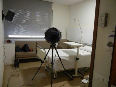 Adaptación al CTE CB-HR de un Hospital en Barcelona