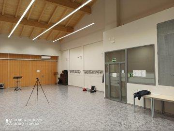Estudio de acondicionamiento acústico de Escuela de Música en Valencia