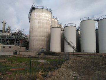 Estudio de impacto ambiental factoría química en Bilbao