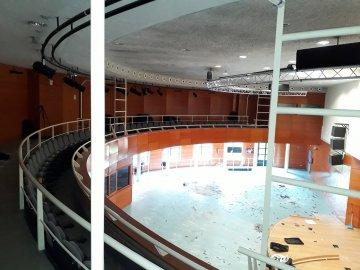 Acondicionamiento acústico de un aula magna en Getafe