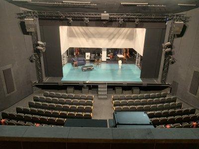 Estudio del aislamiento de un teatro en Barcelona